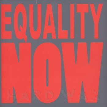 Cover art - Peder Mannerfelt: Equality Now