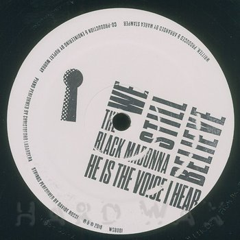 Cover art - The Black Madonna: He Is The Voice I Hear