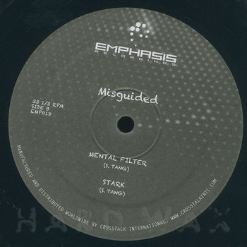 Cover art - Misguided: Junk Habit