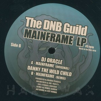 Cover art - DJ Oracle: Mainframe