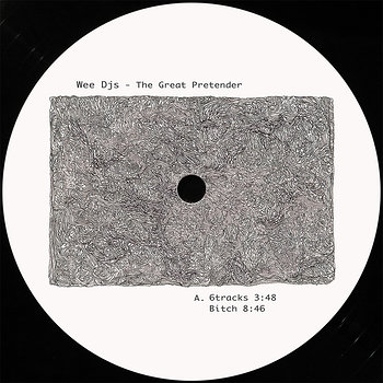 Cover art - Wee DJs: The Great Pretender