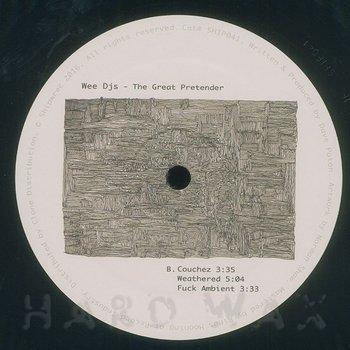 Cover art - Wee DJs: The Great Pretender