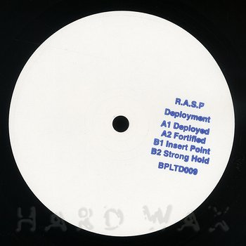 Cover art - R.A.S.P.: Deployment