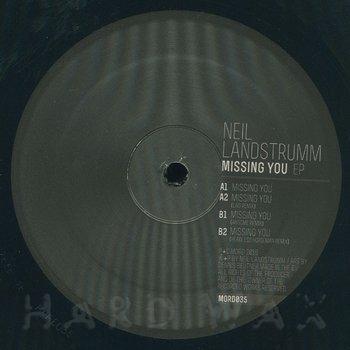 Cover art - Neil Landstrumm: Missing You
