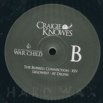 Cover art - Various Artists: The Second Annual Fundraiser - War Child