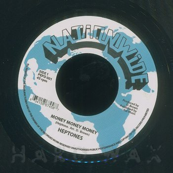Cover art - The Heptones: Money Money Money