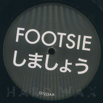 Cover art - TB Arthur: Footsie EP