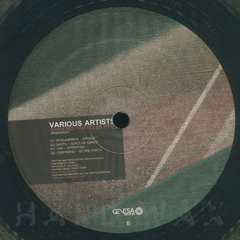 Cover art - Various Artists: Swirling Particles Pt. 2
