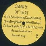 Cover art - Omar S: I-696