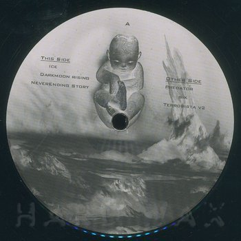 Cover art - Ultradyne: Antartica