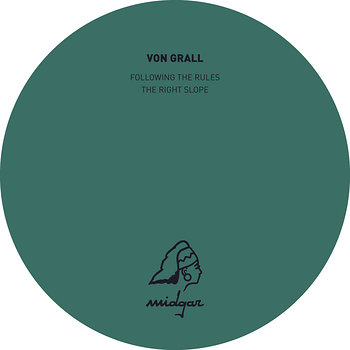 Cover art - Von Grall: Following The Rules EP