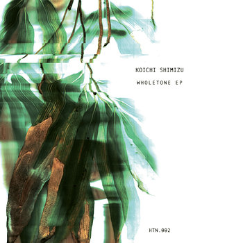 Cover art - Koichi Shimizu: Wholetone EP