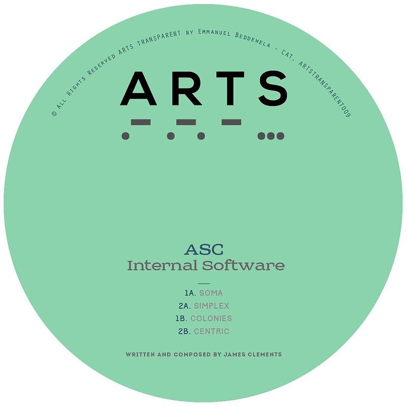 Cover art - ASC: Internal Software