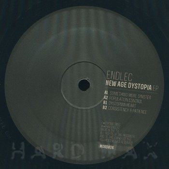 Cover art - Endlec: New Age Dystopia
