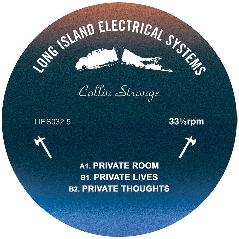 Cover art - Collin Strange: Private Room