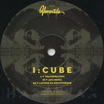 Cover art - I:Cube: Lucifer En Discothèque
