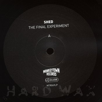 Cover art - Shed: The Final Experiment