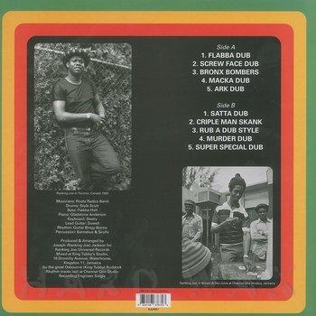 "Cover art - Errol ""Flabba"" Holt: Roots Radics Dub"