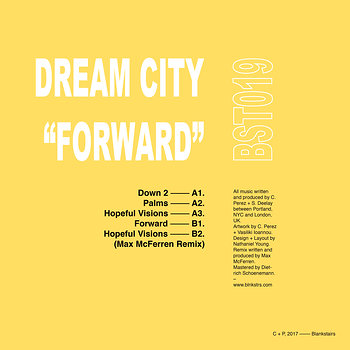 Cover art - Dream City: Forward