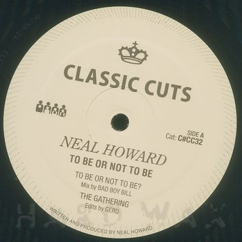 Cover art - Neal Howard: To Be Or Not To Be EP
