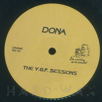 Cover art - Dona: The V.G.P. Sessions