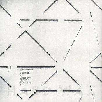 Cover art - Sven Weisemann: Separate Paths EP