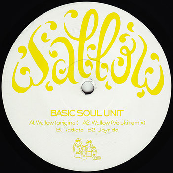 Cover art - Basic Soul Unit: Wallow