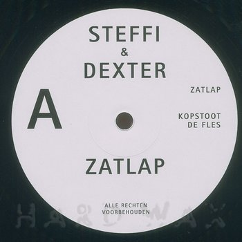 Cover art - Steffi & Dexter: Zatlap