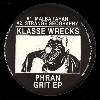Cover art - Phran: Grit EP