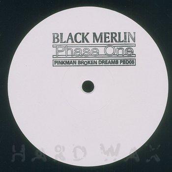Cover art - Black Merlin: Phase One