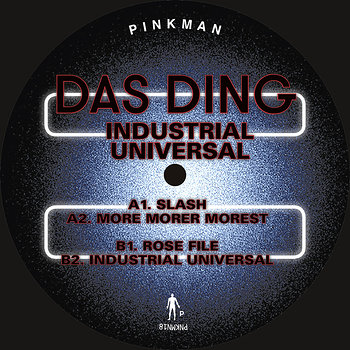 Cover art - Das Ding: Industrial Universal