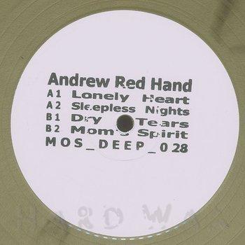 Cover art - Andrew Red Hand: Dear Goddess
