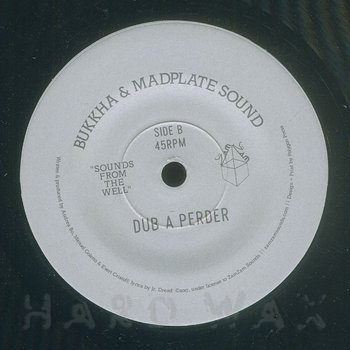 Cover art - Bukkha & Madplate Sound: Nada A Perder (feat. Junior Dread)