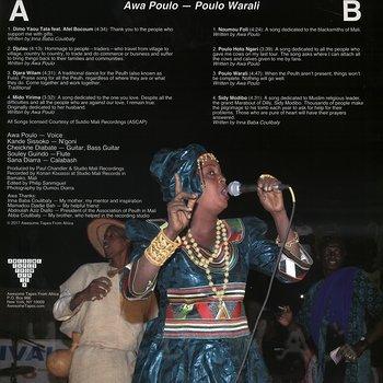 Cover art - Awa Poulo: Poulo Warali