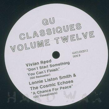 Cover art - GU: Classiques Vol. 12