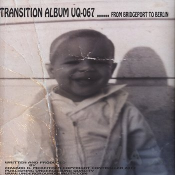 Cover art - Jus-Ed: Transition