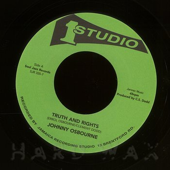 Cover art - Johnny Osbourne: Truth & Rights