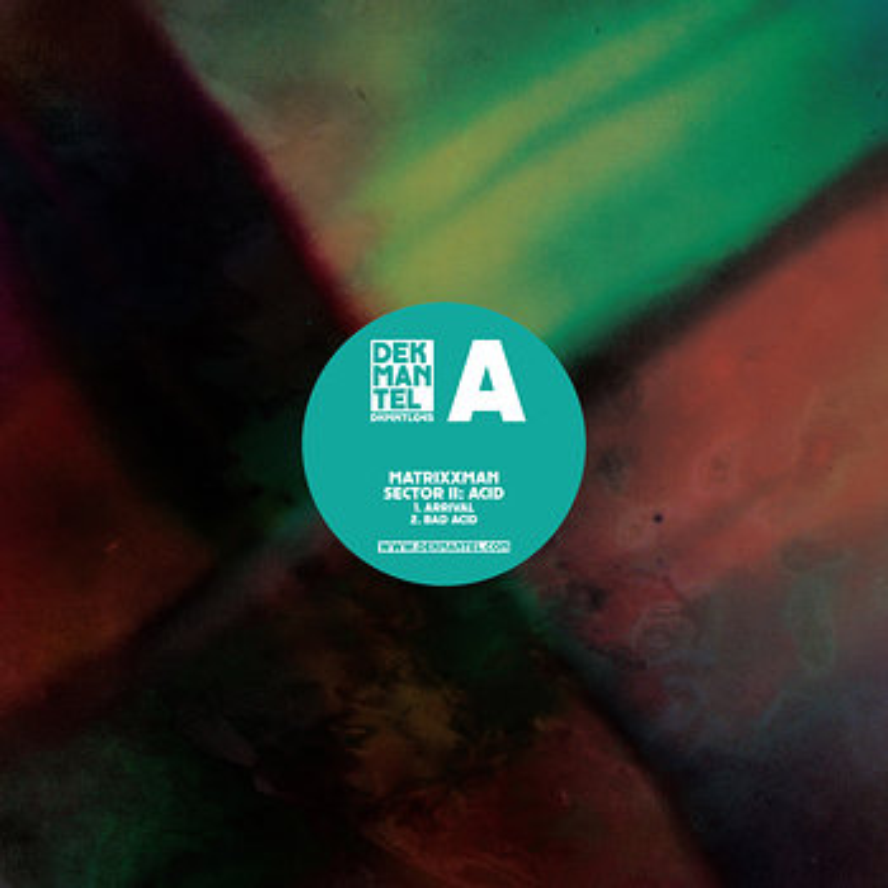 Cover art - Matrixxman: Sector II - Acid