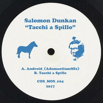 Cover art - Salomon Dunkan: Tacchi A Spillo
