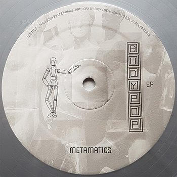 Cover art - Metamatics: Bodypop EP