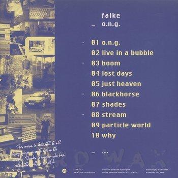 Cover art - Falke: O.N.G.