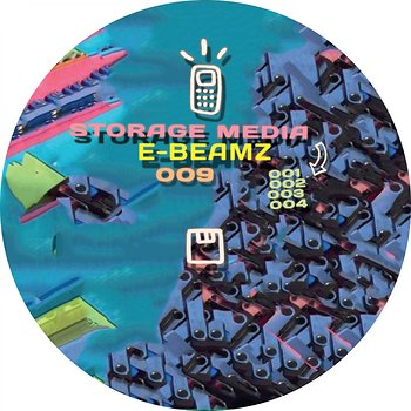 Cover art - Storage Media: 001-4 EP
