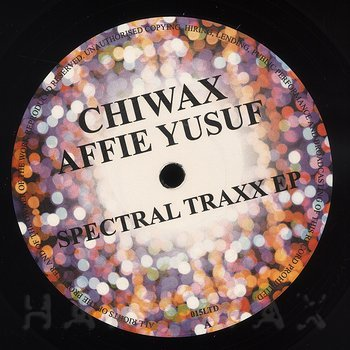Cover art - Affie Yusuf: Spectral Traxx EP