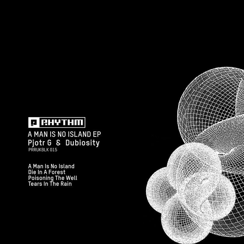 Cover art - Dubiosity & Pjotr G: A Man Is No Island
