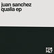 Cover art - Juan Sanchez: Qualia