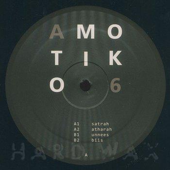 Cover art - Amotik: Satrah