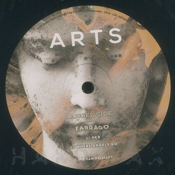 Cover art - Farrago: Where Angels Go Trouble Will Follow