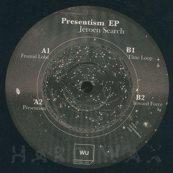 Cover art - Jeroen Search: Presentism