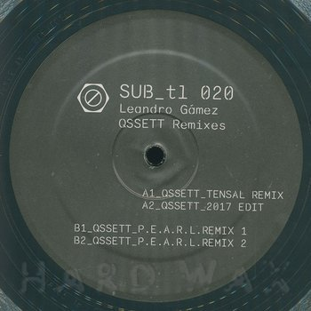 Cover art - Leandro Gamez: Qssett Remixes