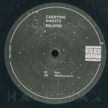 Cover art - Carrying Ghosts: Related